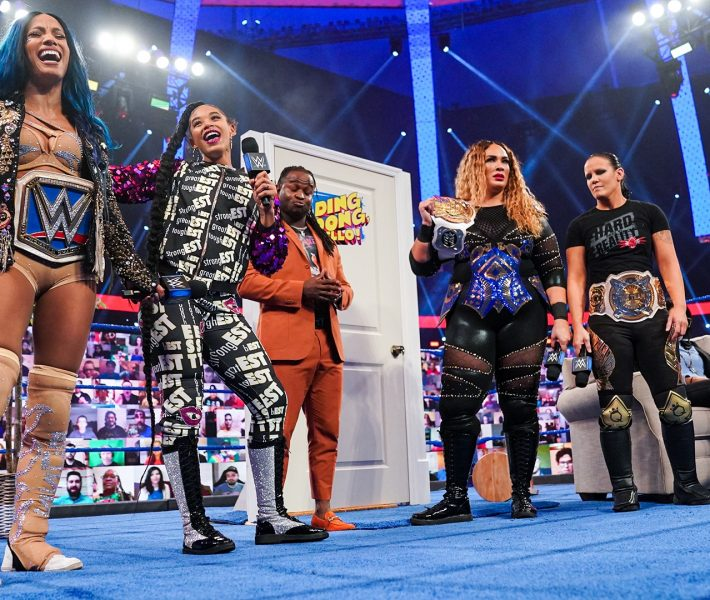 Smackdown Results-February 19th,2021