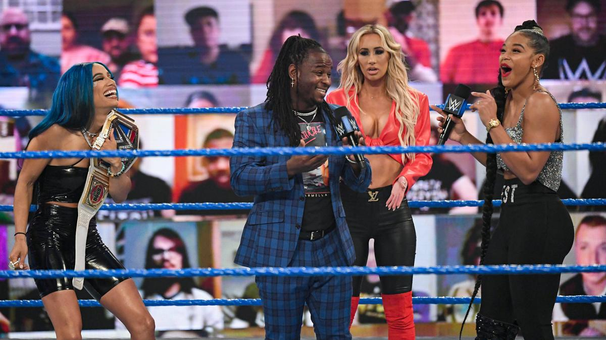 Smackdown Results-February 5th,2021